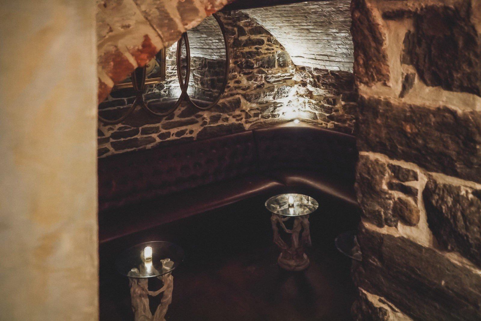 Secret Back room of Le Boudoir